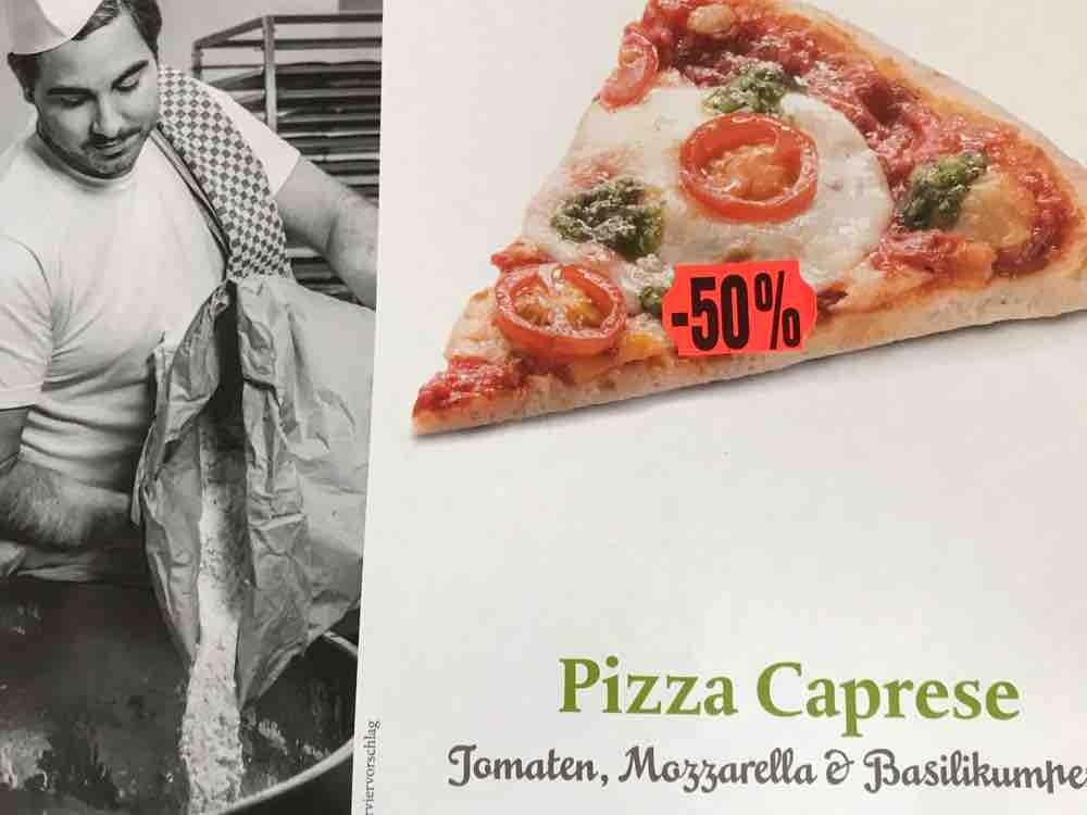 Pizza  Caprese, Tomaten, Mozzarella & Basilikumpesto in bio von Skoach   Hochgeladen von: Skoach