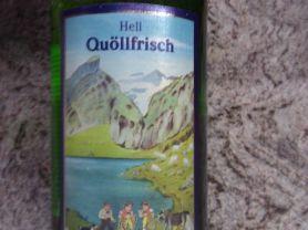 Quöllfrisch hell | Hochgeladen von: ChrigelKu