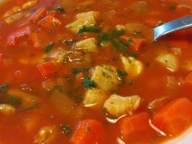 Seelachs-Krabben-Suppe | Hochgeladen von: die amethode