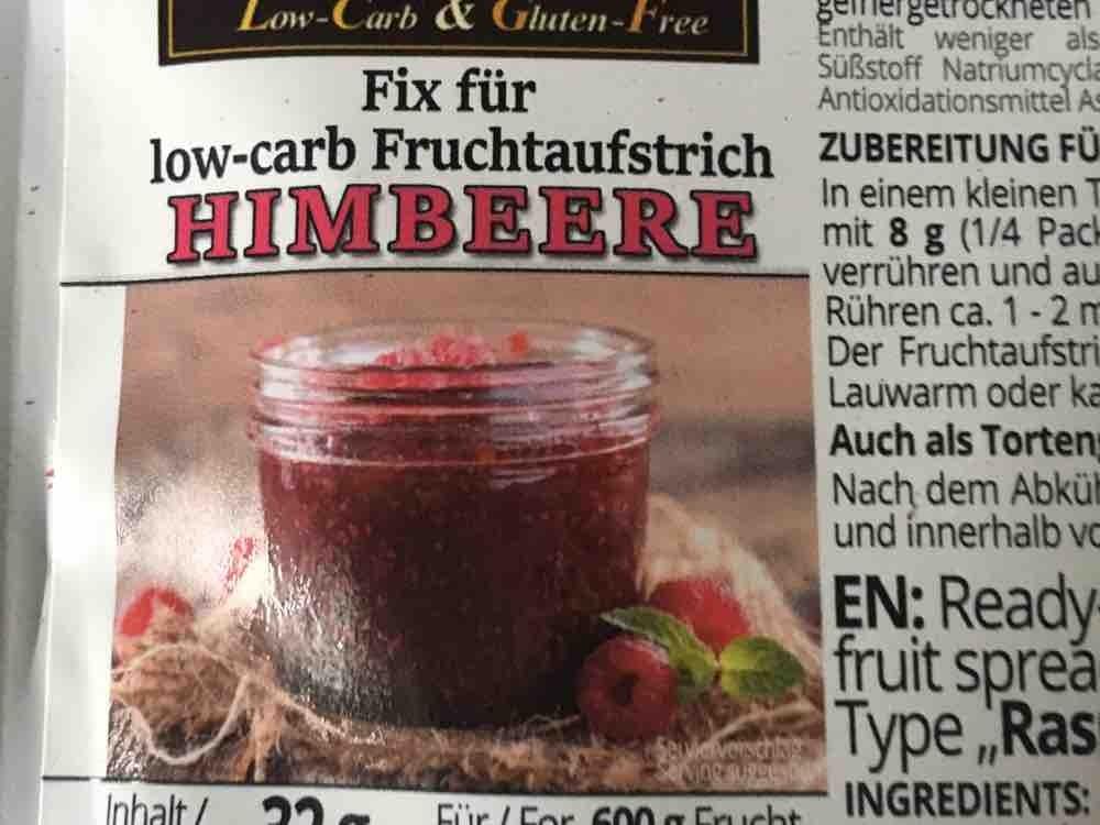 Fruchtaufstrich Himbeere, Himbeere von alexwuer   Hochgeladen von: alexwuer