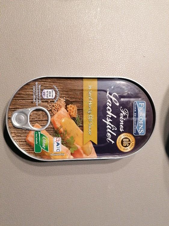 Feines Lachsfilet in Senf-Honig-Dill-Sauce von manuelabischof565 | Hochgeladen von: manuelabischof565