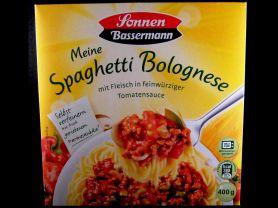 sonnen bassermann spaghetti bolognese kalorien. Black Bedroom Furniture Sets. Home Design Ideas
