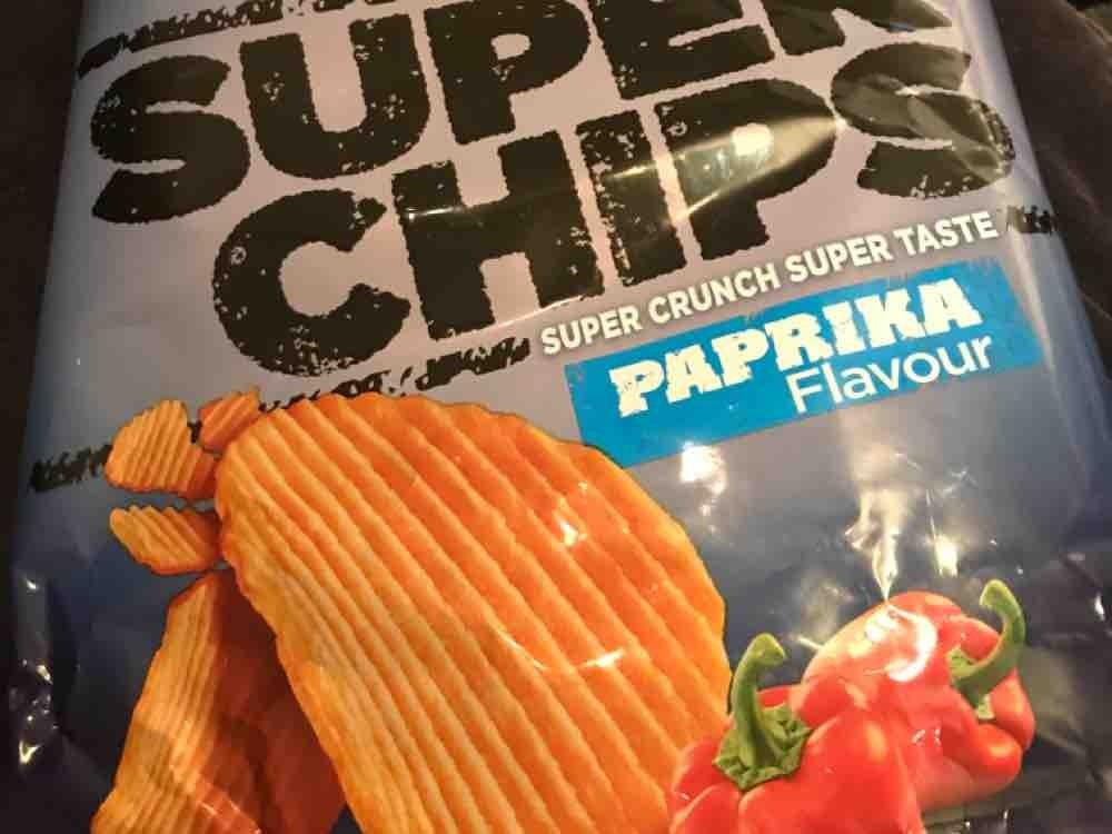 Super   chips, Paprika flavour von joySimon   Hochgeladen von: joySimon