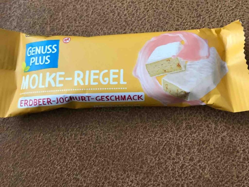 Molke-Riegel, Erdbeer-Joghurt von Gati   Hochgeladen von: Gati