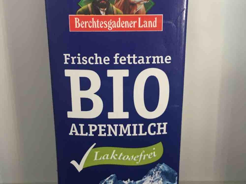 Frische Bio Alpenmilch, 1,5% Fett,  Laktosefrei von Mea8   Hochgeladen von: Mea8