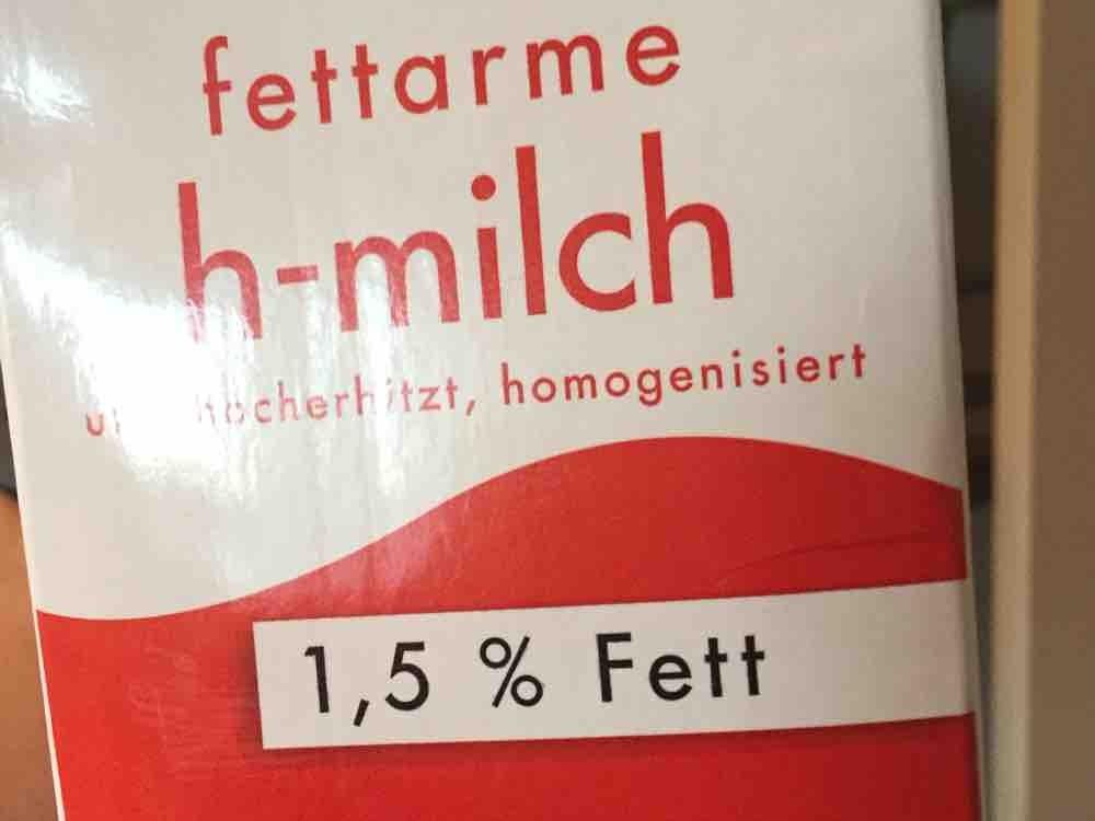 Fettarme H-Milch 1,5% von saunickel | Hochgeladen von: saunickel