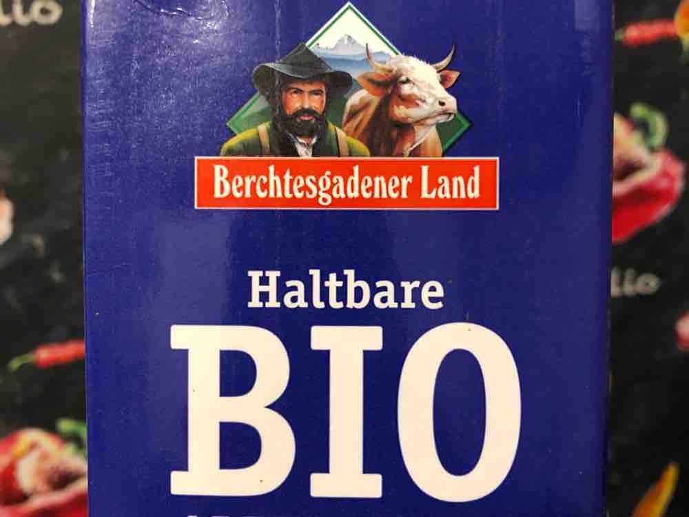 Haltbare Bio Alpenmilch 3,5 % Fett von flndr   Hochgeladen von: flndr