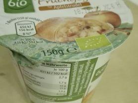 bio Fruchtjoghurt Apfelstrudel | Hochgeladen von: bodensee