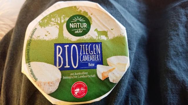 Bio Ziegen Camembert, natur von Nico Le   Hochgeladen von: Nico Le