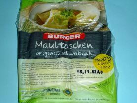 Schwäbische Maultaschen, nach traditionellem Rezept | Hochgeladen von: walker59