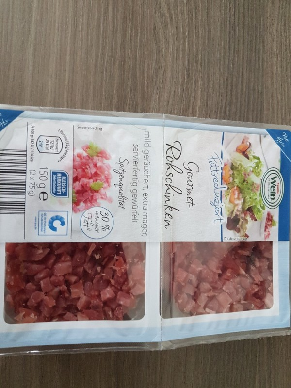 Gourmet Rohschinken von helene.kuppergmx.de   Hochgeladen von: helene.kuppergmx.de