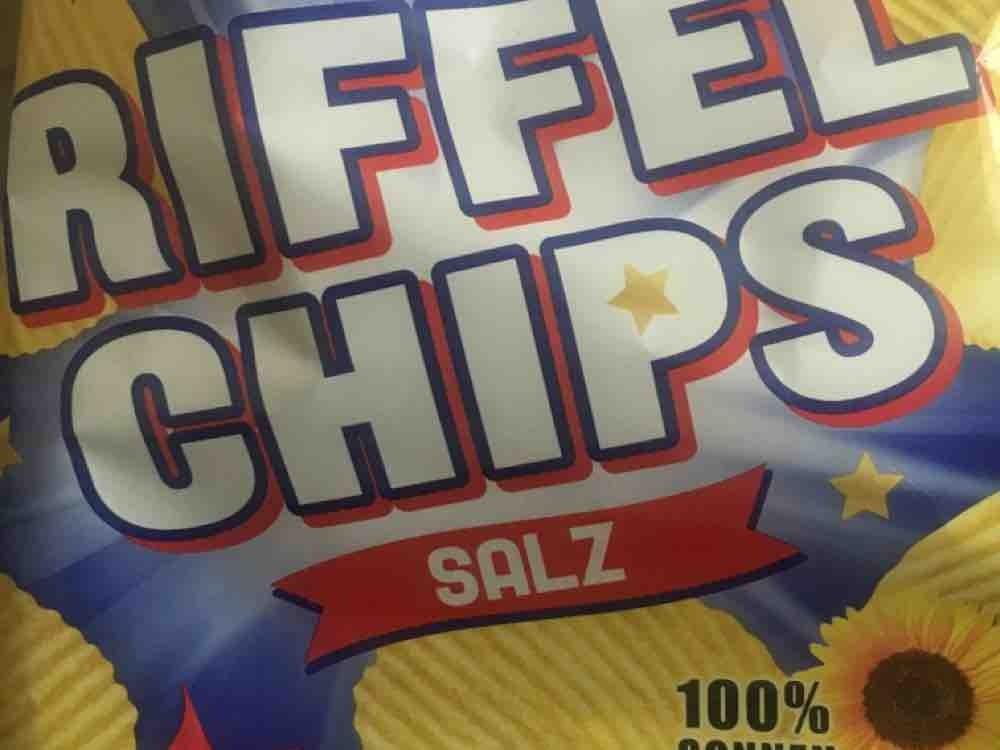 Riffel Chips, Salz von kneu   Hochgeladen von: kneu