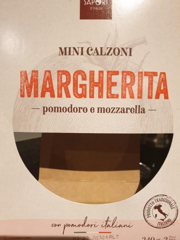 Mini Calzoni Margherita, pomodoro e mozzarella von Liloo   Hochgeladen von: Liloo