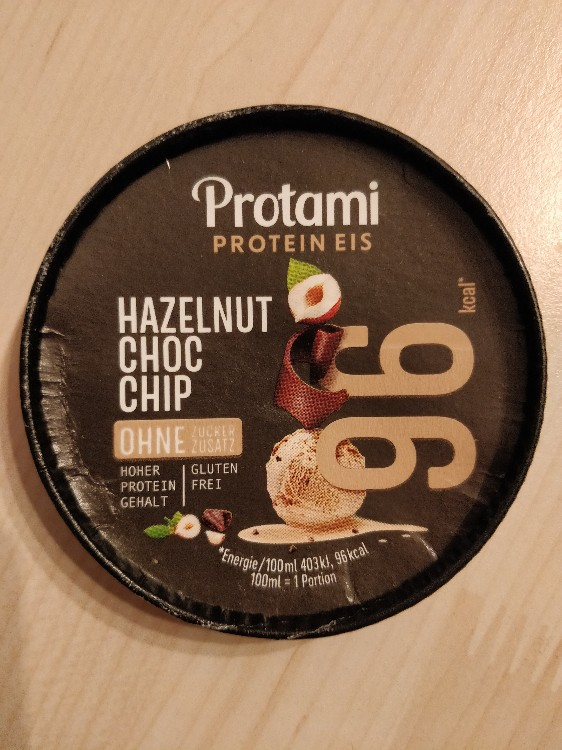 protein eis, hazelnut chocolate Chip von Grabber86 | Hochgeladen von: Grabber86