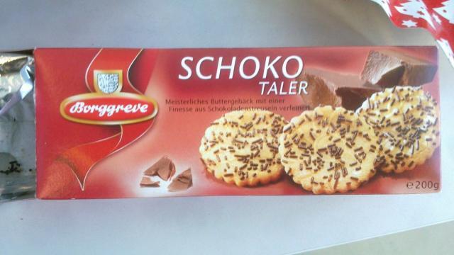 Schokotaler, Schoko / Keks | Hochgeladen von: martinHH