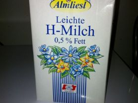 Leichte H-Milch 0,5 %   Hochgeladen von: Andy92