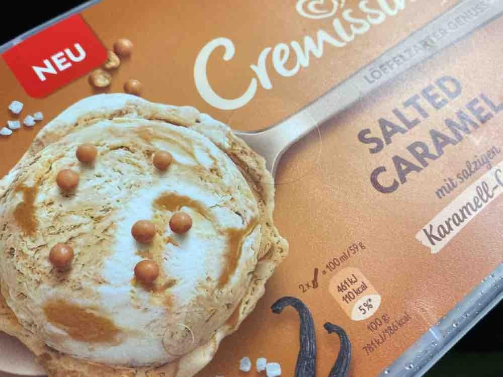 Cremissimo Salted Caramel von Haariberi   Hochgeladen von: Haariberi