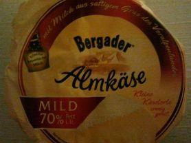 Bergader Almkäse MILD 70%, Kleine Käsetorte   Hochgeladen von: huhn2