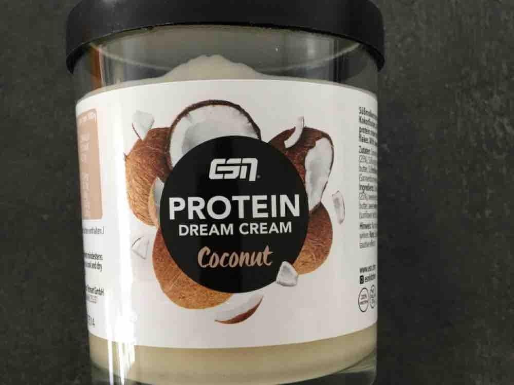 Protein  Dream Cream von Cunego16   Hochgeladen von: Cunego16