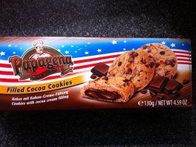 Filled Cocoa Cookies (Papagena) | Hochgeladen von: eugen.m