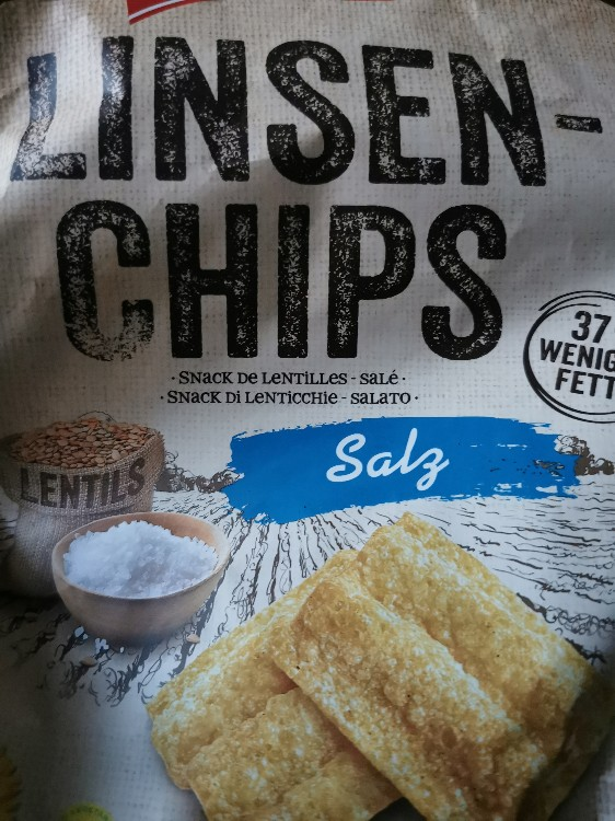 Linsen-Chips, mit Salz von meeoow | Hochgeladen von: meeoow