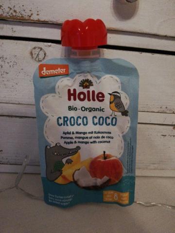 Bio-Fruchtpüree Croco Coco 100gr. von Martina2909 | Hochgeladen von: Martina2909