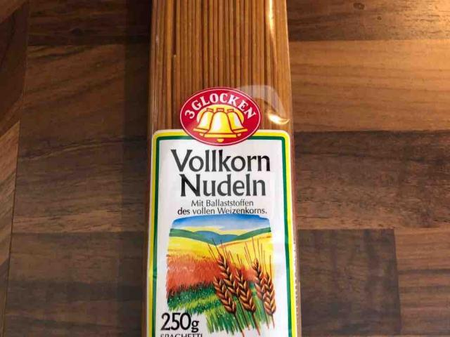 Vollkorn Nudeln, Kann Spuren von Soja enthalten von MJeffersonW | Hochgeladen von: MJeffersonW