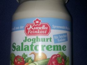 Kunella Feinkost, Joghurt Salatcreme   Hochgeladen von: Scorah