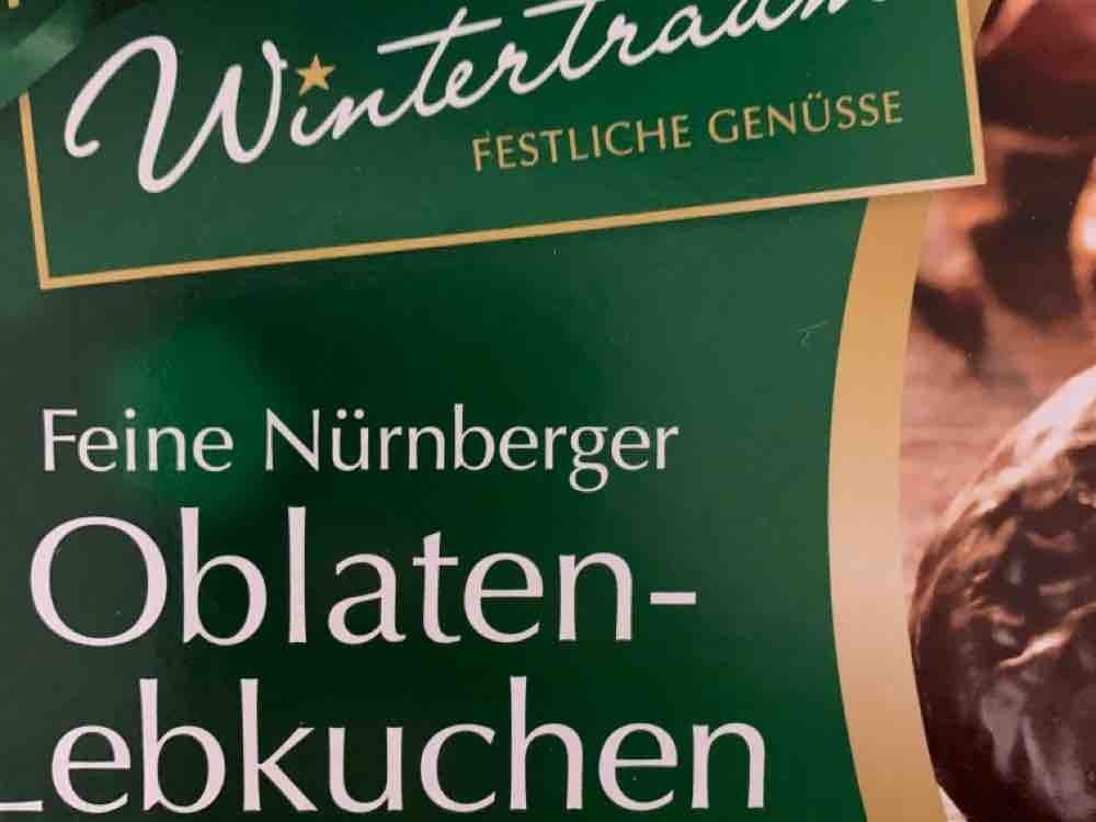Feine Nürnberger Oblaten-Lebkuchen, 3-fach Mischung von alechander512799 | Hochgeladen von: alechander512799