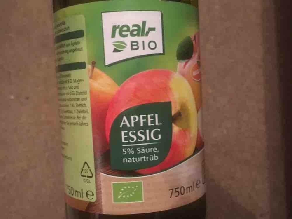Apfel-Essig 5% Säure, naturtrüb von Epsylia | Hochgeladen von: Epsylia