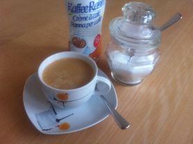 Kaffee mit Milch 1,5% und Zucker | Hochgeladen von: markbauer