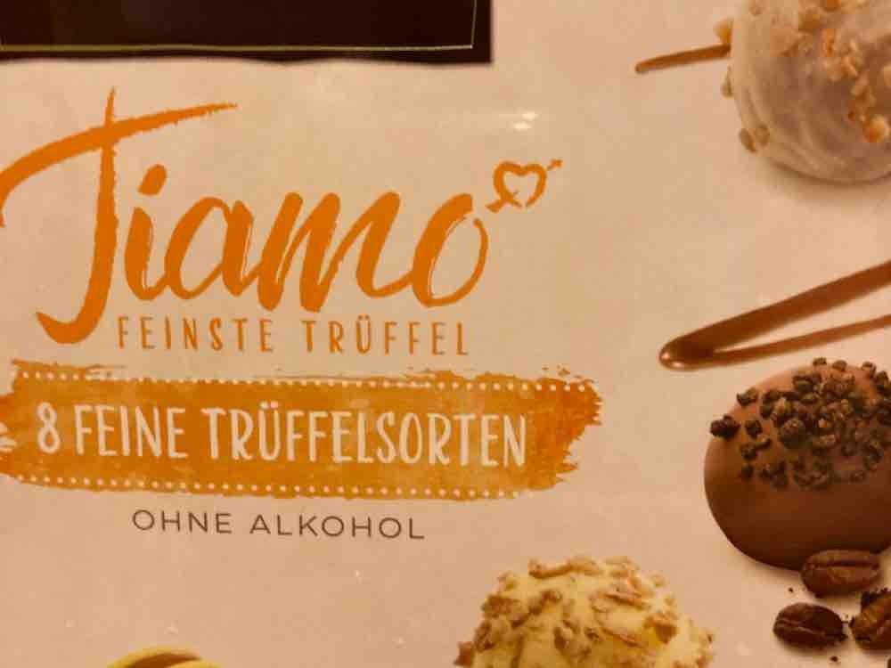 Tiamo Feinste Trüffel, ohne Alkohol von sansibar30   Hochgeladen von: sansibar30