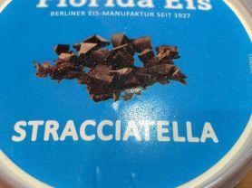 Florida-Eis, Stracciatella    Hochgeladen von: Brennerchen
