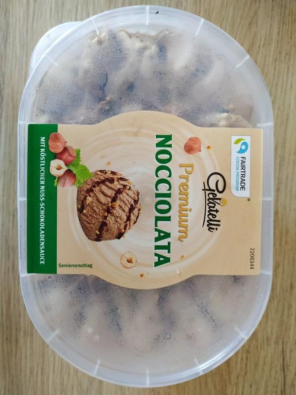 Eisstern Crema di Nocciolato von Cadi1710 | Hochgeladen von: Cadi1710