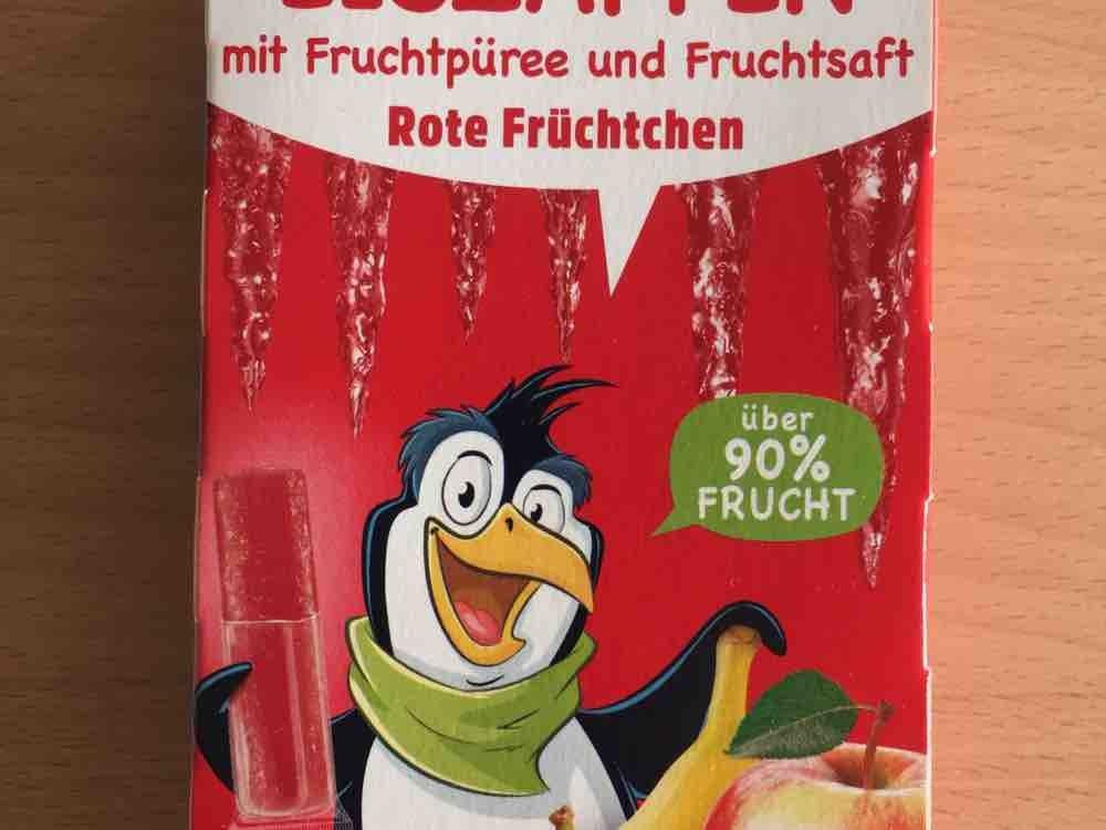 Eiszapfen Rote Früchte von Knuffelherz   Hochgeladen von: Knuffelherz