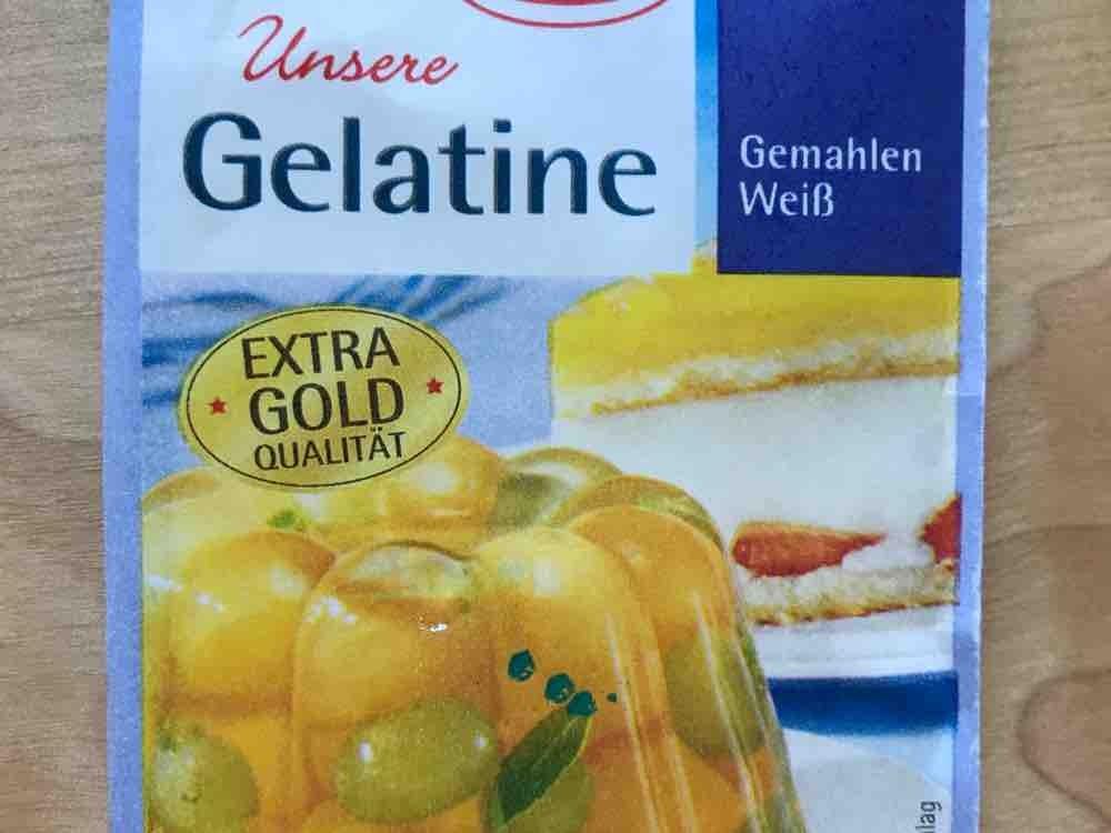 Gelatine gemahlen weiß, Neutral von nona1603 | Hochgeladen von: nona1603
