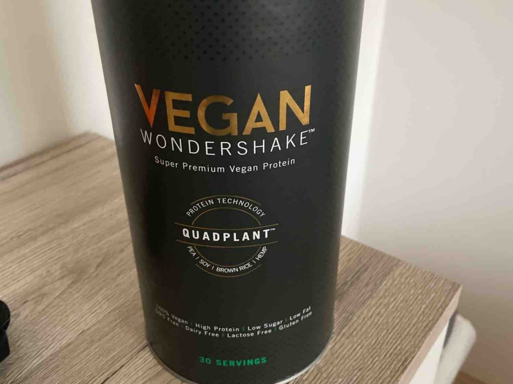 Vegan Wondershake, White Choc Peanut von Popeye 7 | Hochgeladen von: Popeye 7