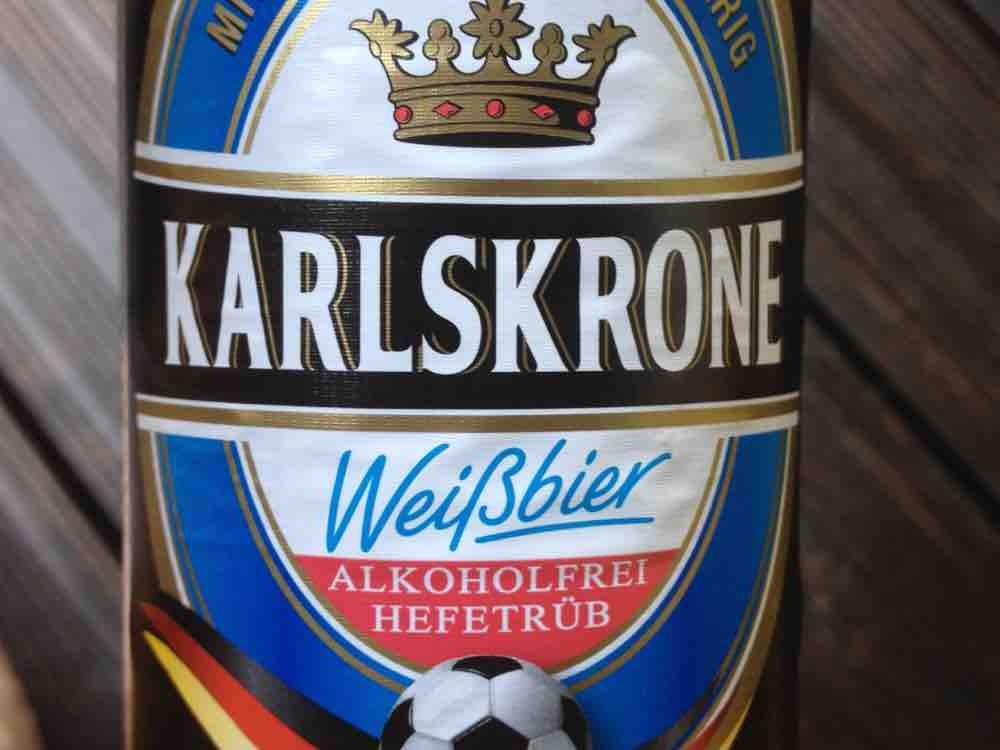 Karlskrone Weissbier Alkoholfrei von Speedyontrip | Hochgeladen von: Speedyontrip