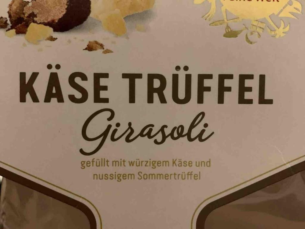 Trüffel Käse Girasoli von alfresgerard   Hochgeladen von: alfresgerard