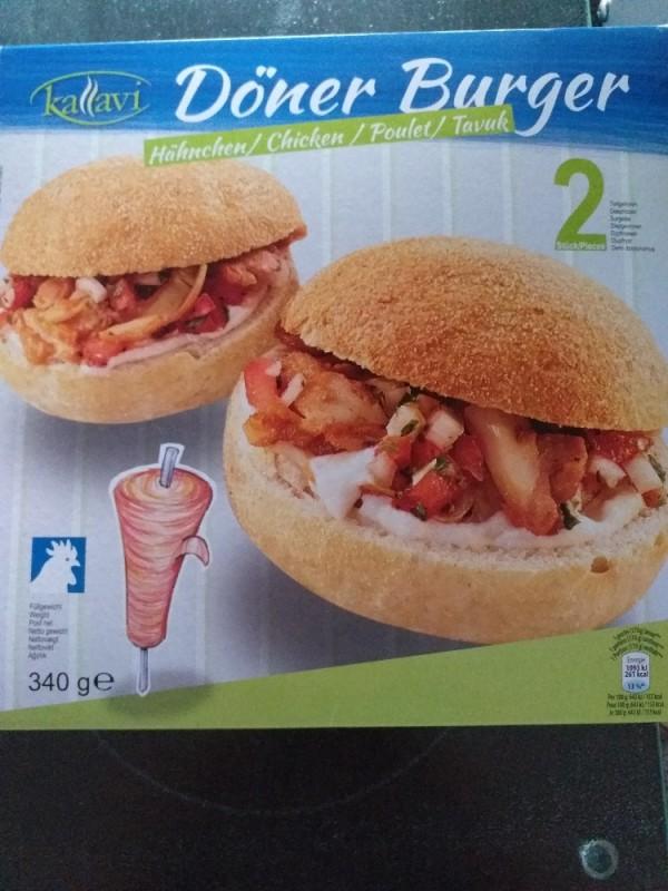 Döner Burger, chicken von adnil1981   Hochgeladen von: adnil1981