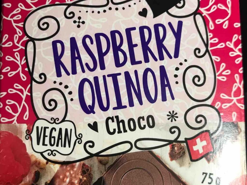 Raspberry Quinoa Choco von Minkypinky   Hochgeladen von: Minkypinky