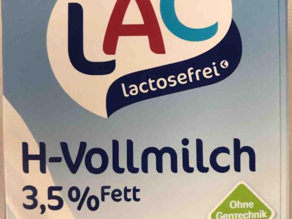 LACtosefreie H-Vollmilch 3,5% Fett von Vuiyel   Hochgeladen von: Vuiyel