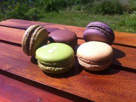 Mehrere Sorten Macarons | Hochgeladen von: swainn
