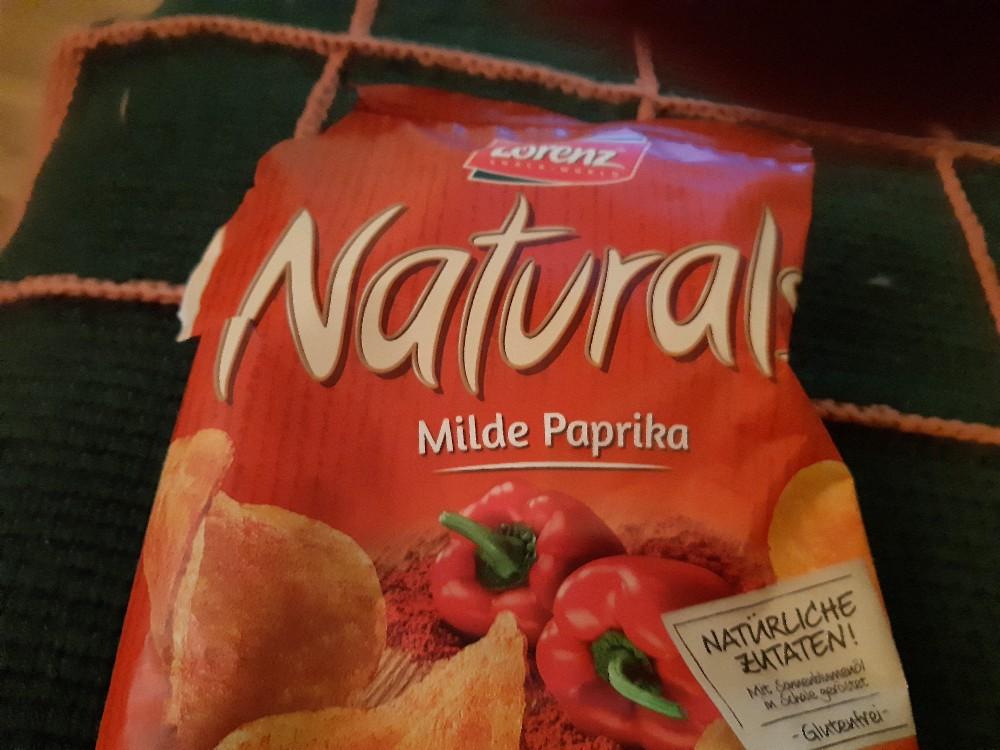 Naturals Chips, mit milden Chili von Sylviaheller | Hochgeladen von: Sylviaheller