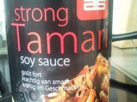 strong Tamari soy sauce , würzig  | Hochgeladen von: schlanke lisel