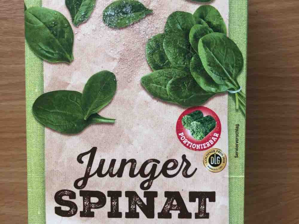 Junger Spinat von ZipfelFritz   Hochgeladen von: ZipfelFritz