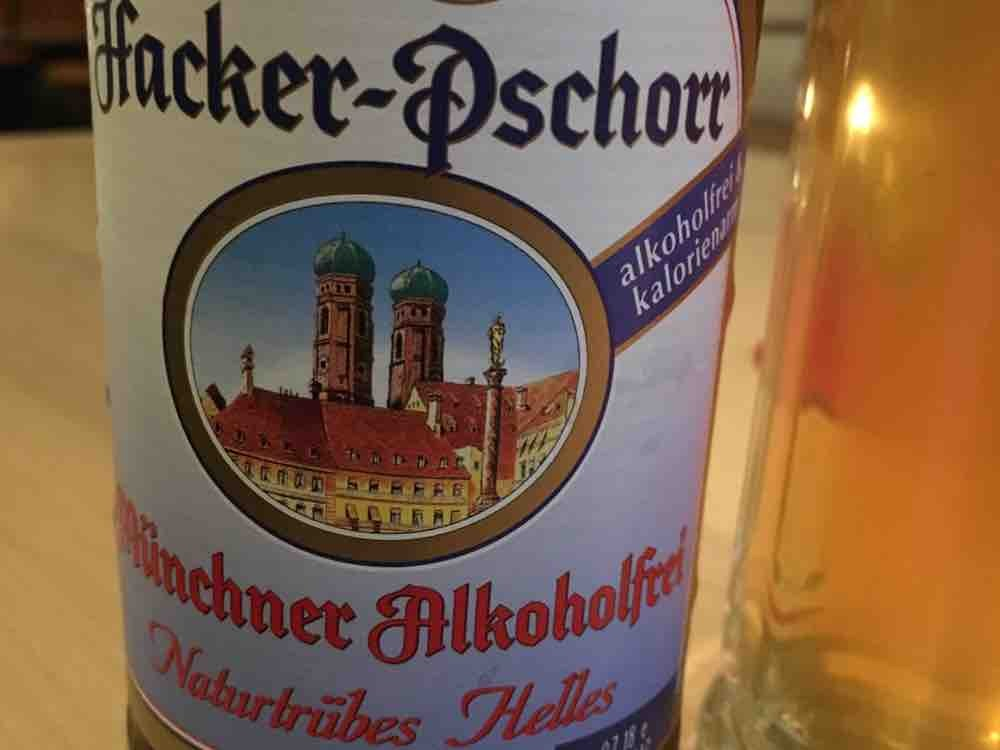 Münchner Alkoholfrei Naturtrübes Helles, Bier von jjkempf887 | Hochgeladen von: jjkempf887