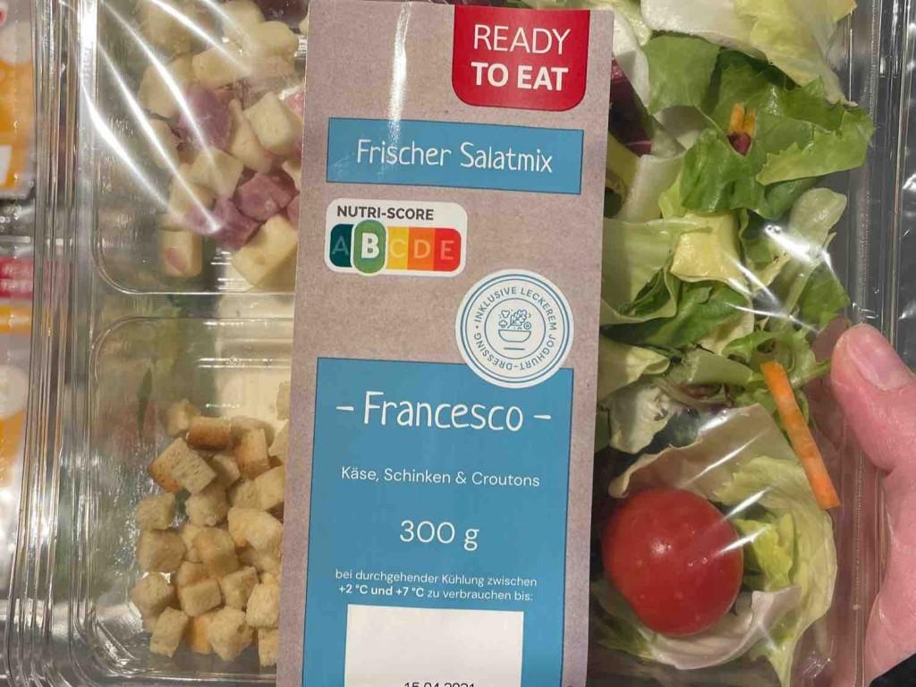 frischer Salatmix von dinomarie   Hochgeladen von: dinomarie