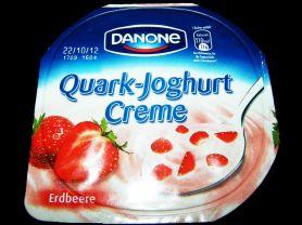 Quark-Joghurt Creme, Erdbeere   Hochgeladen von: Samson1964