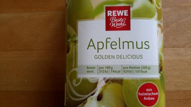 Apfelmus, Golden Delicious | Hochgeladen von: subtrahine